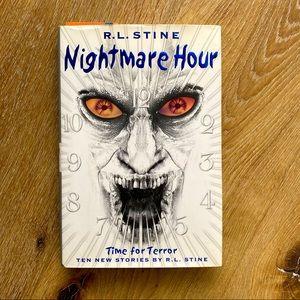 "R.L. Stone Hardcover Novel ""Time for Terror"""